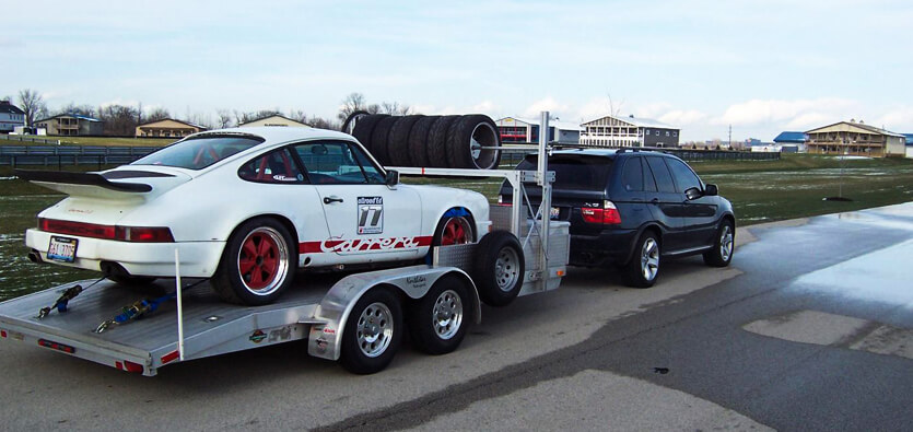 Best Car For Towing Kg