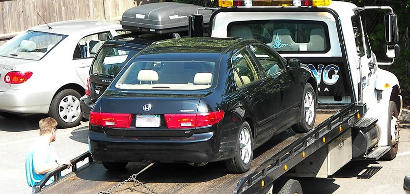 How To Avoid Damage To Your Vehicle During Towing
