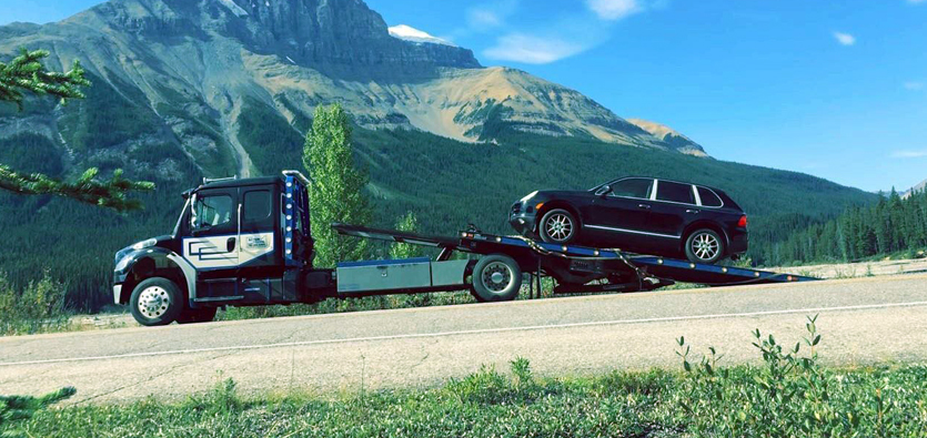 Vehicle Recovery Service In Edmonton