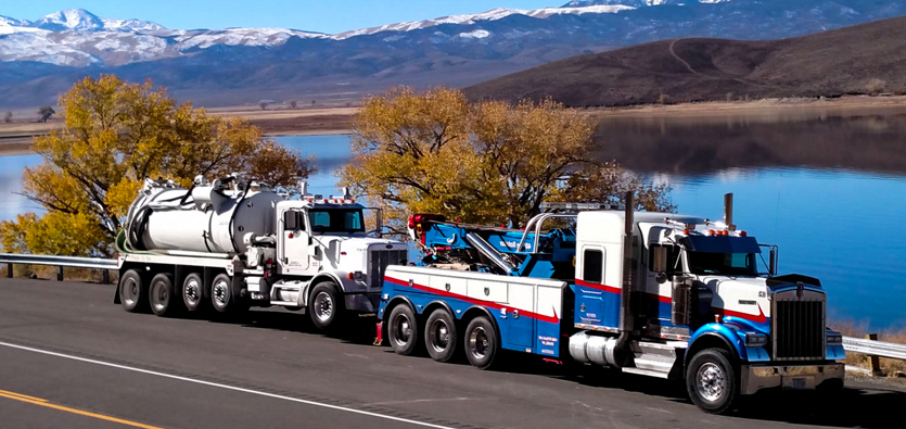 Efficient Heavy Duty Towing Services in Edmonton