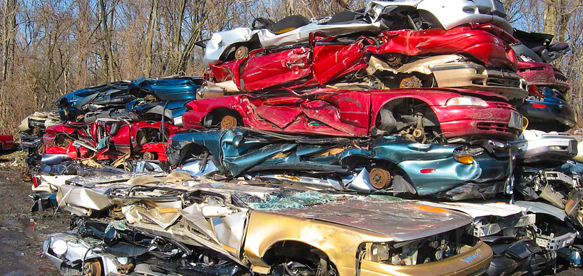 What You Need To Know About Auto Scrap Removal