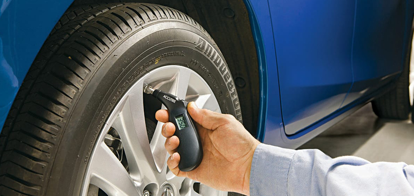 Here Is What You Need To Know About Tire Pressure And Safety