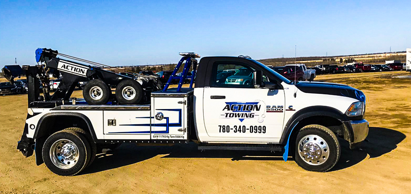 What Makes Us The Best Towing Company In Edmonton