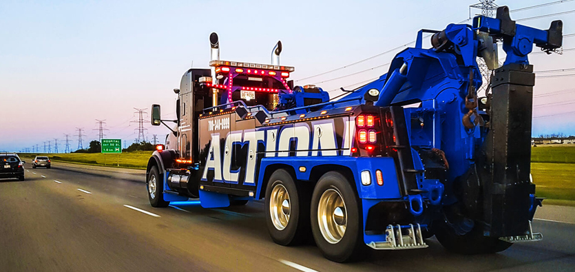 Choosing A Reliable Towing Company In Edmonton