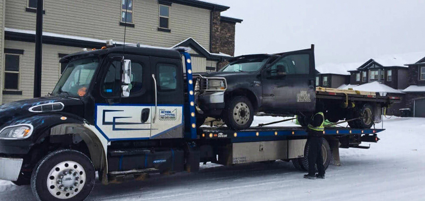 Tips For Towing Your Trailer In The Winter