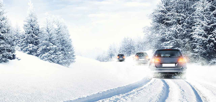 Winter Driving Tips: Stay Out Of Trouble