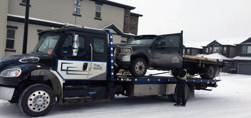 When Opting For Flatbed Towing Is The Best Option