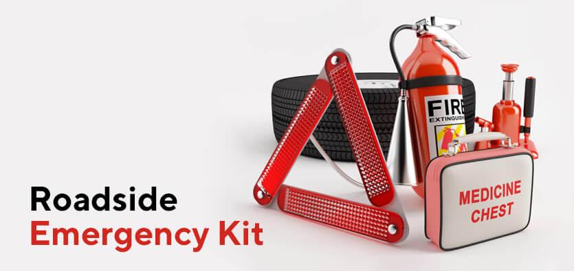 Roadside Emergency Kit - Things You Must Have In Case Of A Car Breakdown