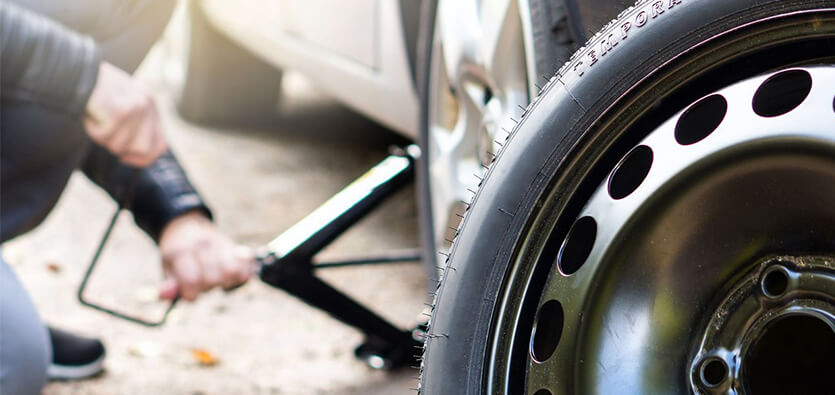 How To Handle Your Vehicle During A Tire Blowout
