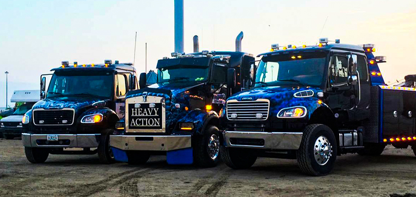 Light, Medium, And Heavy Duty Towing Services, Which One Is Best?