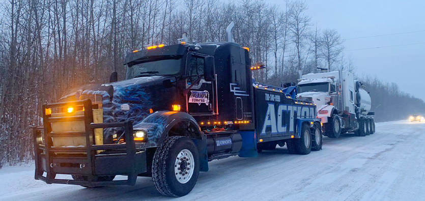 Tips To Avoid Common Tow Truck Mistakes In Winter
