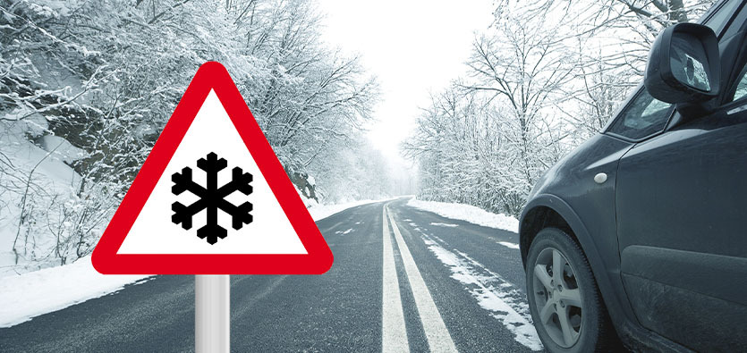How You Can Stay Safe On The Road During Winter