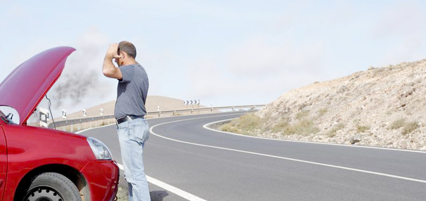 What Can You Do If Your Car Breaks Down On The Highway?