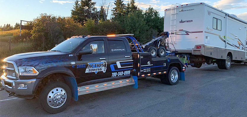 What Do Professional Towing Companies Rely On While Towing?