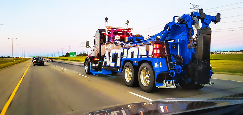 6 Beneficial Things You Need To Know About Action Towing