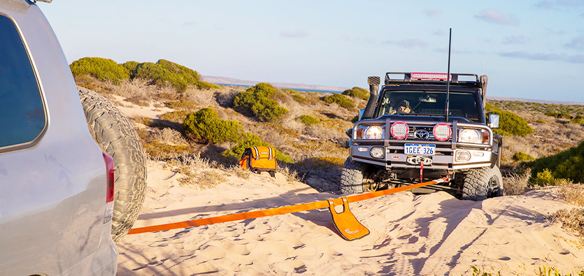 5 Things You Should Never Do During 4WD Recovery