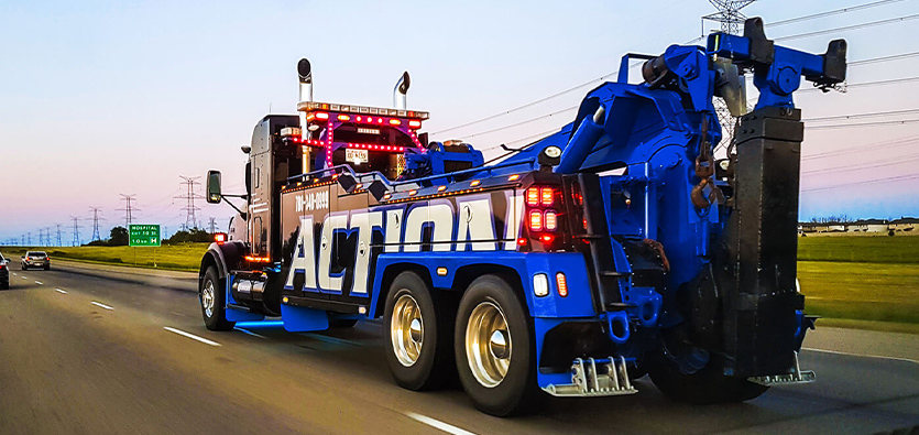 Everything You Need To Know About Long-distance Towing Services