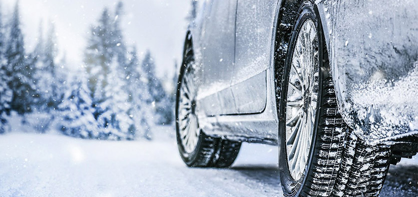 Tips To Help You Maintain Your Vehicles' Tires This Winter