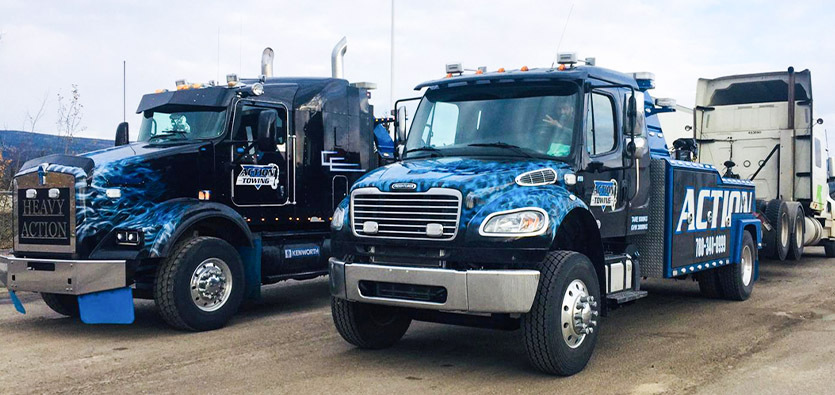 What's The Significance Of Hiring A City-Wide Towing Company?