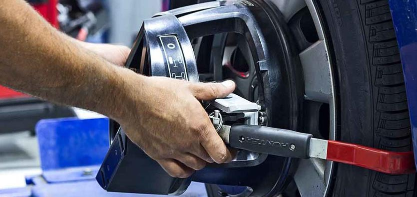 5 Reasons Why You Need Proper Wheel Alignment